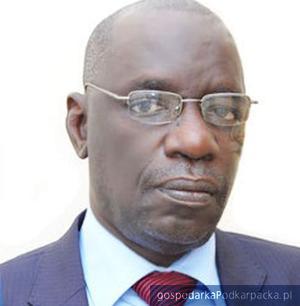 Diene Farba Sarr, dyrektor generalny Apix, która zarządza Zintegrowaną Specjalną Strefą Ekonomiczną w Dakarze