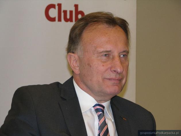 Marek Goliszewski, prezes BCC uważa proponowane zmiany za niedopuszczalne. Fot. Adam Cyło