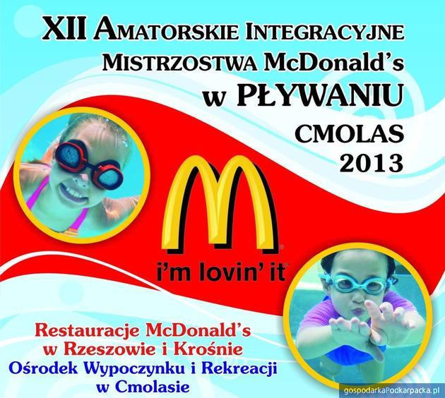 XII Amatorskie Integracyjne Mistrzostwa McDonald's w Pływaniu