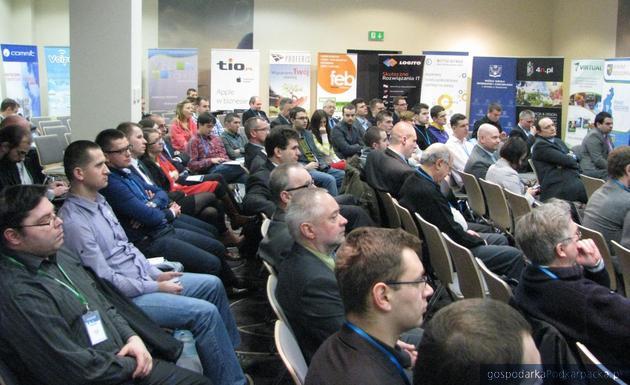 Kongres Profesjonalistów IT w Rzeszowie. Fot. Adam Cyło