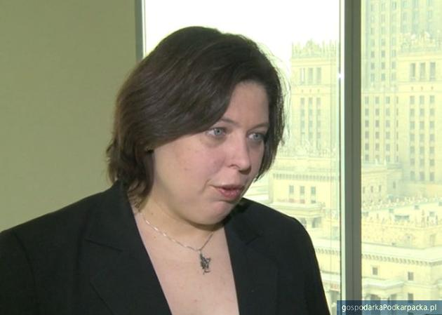 Iza Kielichowska z GE, Fot. Newseria