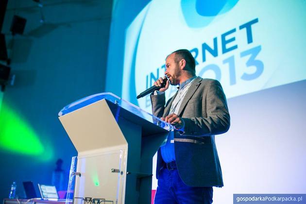 Mateusz Tułecki, pomysłodawca InternetBeta. fot. Blue Cherry Studio Piotra Kordyś https://www.facebook.com/InternetBeta