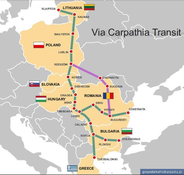 Украина присоединилась к созданию транспортного коридора от севера до юга Европы Via Carpatia - Цензор.НЕТ 8469
