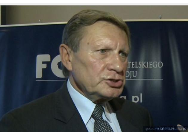 Prof. Leszek Balcerowicz. Fot. Newseria