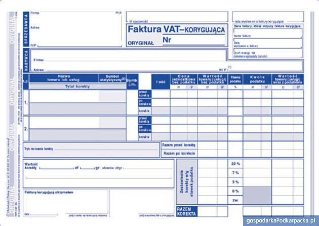 Zmiany w podatku VAT od 1 kwietnia 2013 roku