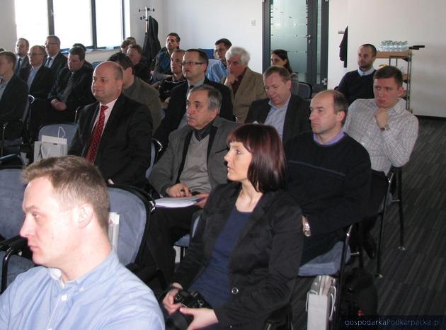 Uczestnicy konferencji. Fot. Adam Cyło