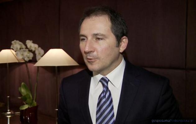 Rafał Antczak, członek zarządu Deloitte. Fot. Newseria