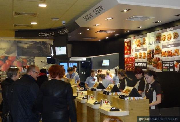 McDonalds w Przemyślu wreszcie otwarty