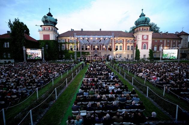 Muzyczny Festiwal w Łańcucie 2014 - José Carreras w Łańcucie