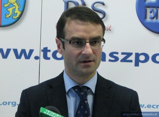 Tomasz Poręba, poseł do PE. Fot. Adam Cyło