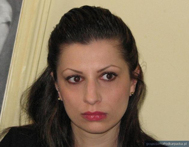 Elżbieta Pieniążek-Niemczuk, koordynator projektu Rzeszowski Szlak Kulinarny. Fot. Adam Cyło