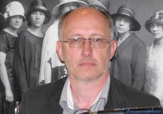 Krzysztof Staszewski, prezes Pro Carpathii. Fot. Adam Cyło
