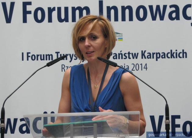 Marta Ptorak, prezes Marmy Polskie Folie. Fot. Adam Cyło