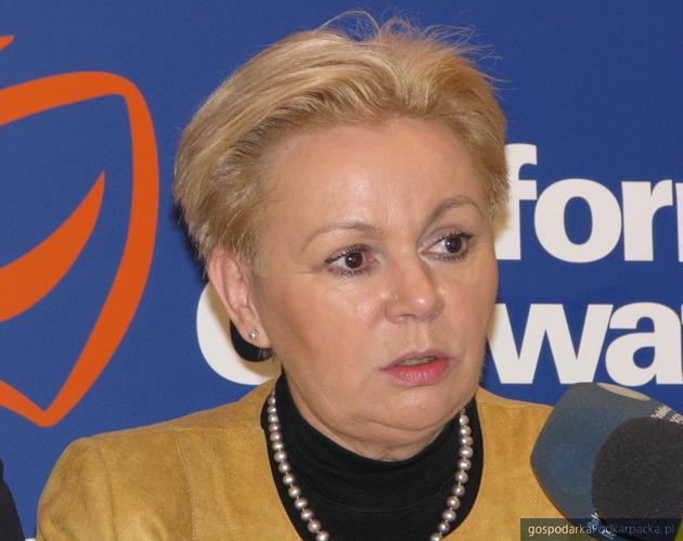 Krystyna Skowrońska. Fot. Adam Cyło