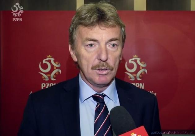 Zbigniew Boniek, prezes PZPN. Fot. PZPN