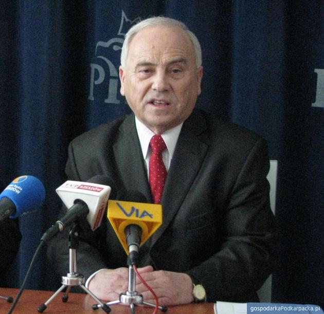 Andrzej Szlachta. Fot. Adam Cyło