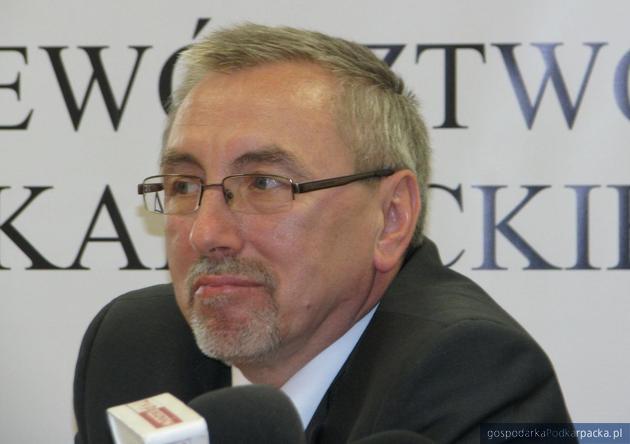 Członek zarządu województwa Tadeusz Pióro