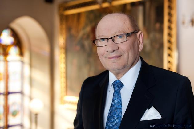 Prezydent Tadeusz Ferenc. Fot. Tadeusz Poźniak