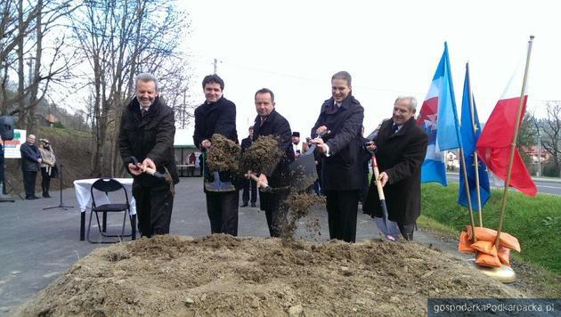 Rozbudowa drogi Komańcza-Radoszyce