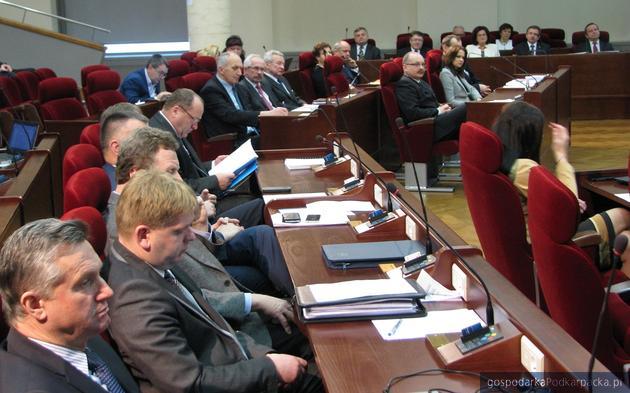 Dariusz Sobieraj po raz drugi nie został znowu wiceprzewodniczącym sejmiku