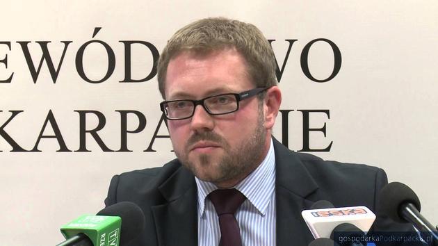 Michał Tabisz. Fot. Sebastian Kieszkowski