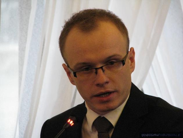 Marcin Fijołek. Fot. Adam Cyło