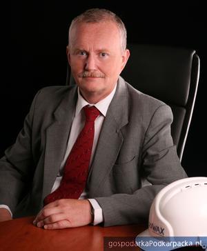 Wiceprezes Polwax SA Jacek Stelmach