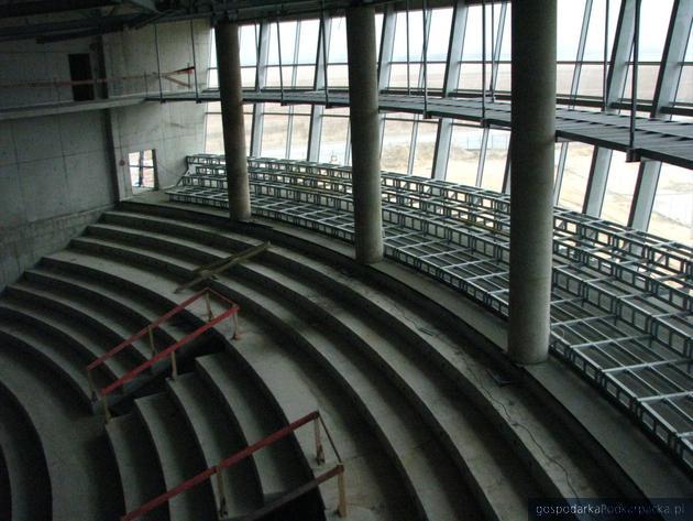 Sala kongresowa na 860 osób. Fot. Adam Cyło