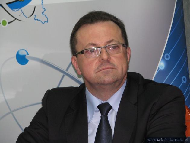 Waldemar Pijar, koordynator projektu. Fot. Adam Cyło